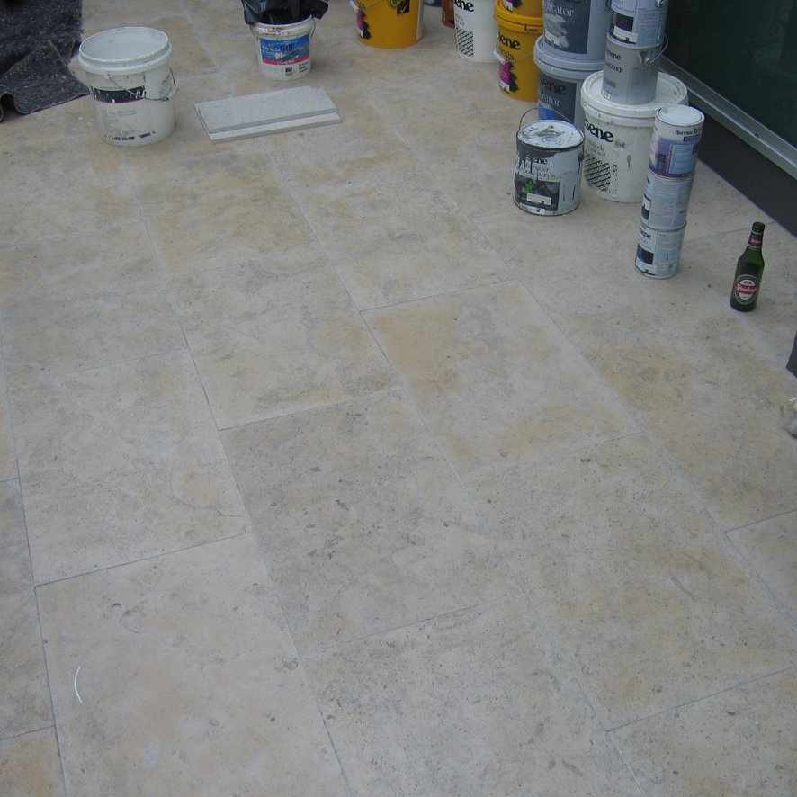 tile cleaning, stone cleaning, paint stains on tiles